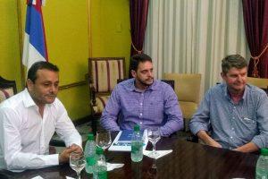 Energía: Paolo Quintana se presentó oficialmente en una reunión con cooperativas eléctricas