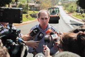 Stelatto agradeció a medios de prensa y periodistas