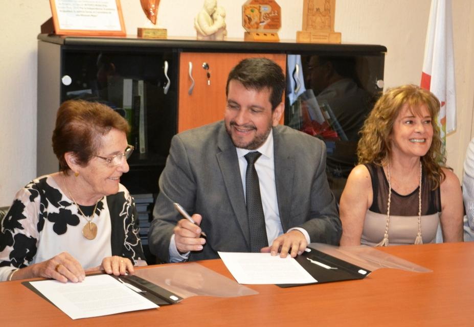 Acción Cooperativa y el STJ trabajarán en la capacitación del recurso humano del Ministerio en Métodos Alternativos de Resolución de Conflictos