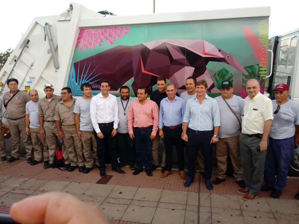 «Posadas contará con 40 camiones recolectores de residuos», afirmó Stelatto