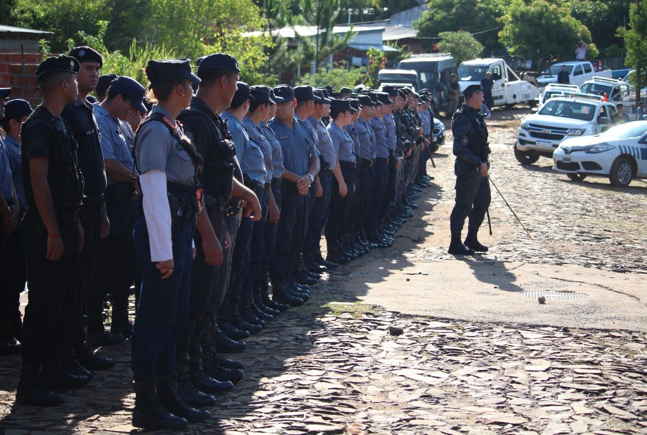 Con casi mil efectivos la Policía de Misiones refuerza los operativos rurales y urbanos en la Provincia