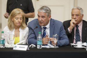 Paritaria nacional docente: «Los ámbitos de diálogo son importantes para la sociedad», remarcó Sedoff