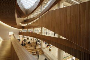 Obras que redefinen el uso de la madera: los ganadores del premio Wood Design & Building