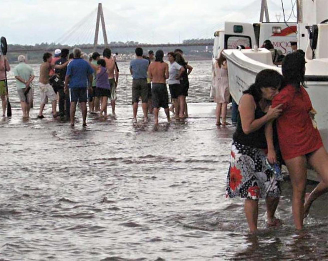 A una década de la tragedia del Paraná