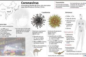 Toda Asia en alerta por virus que hace temer crisis sanitaria mundial