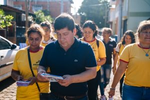 Realizan tareas de prevención en barrios posadeños