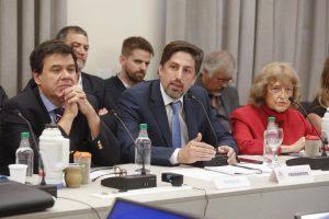 Paritaria nacional docente: «Empezamos a construir un gran acuerdo educativo», afirmó Trotta