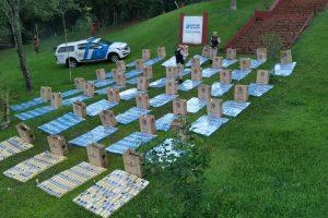 Montecarlo: Secuestran un cargamento de cigarrillos sin aval aduanero