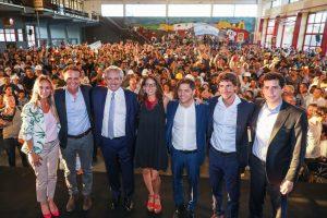 Alberto Fernández destacó que el plan «Hacer Trabajo» generará 9 mil millones de pesos en 3 meses