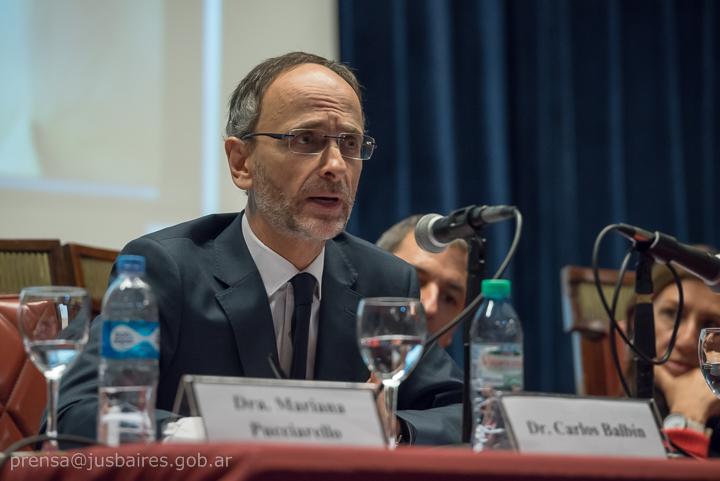 Encuentro de Jueces: «El eje es cómo construir mayor igualdad», dijo Balbin