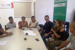Jóvenes recicladores cooperativistas se unen para generar empleo digno