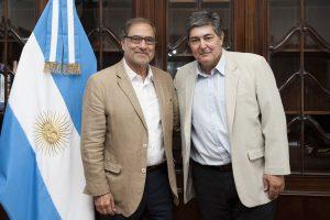 Vaca Muerta: Lanziani se reunió con Argüello para captar inversiones de Estados Unidos