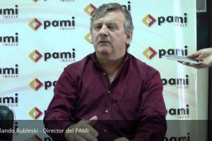 Rubleski presentó su renuncia a Dirección del PAMI Misiones