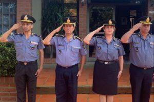 San Vicente: Por primera vez en la historia, una mujer asumió como jefa de una unidad regional policial