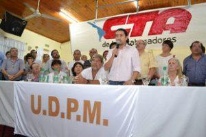 Paritarias docentes: desde UDPM valoró la reapertura del dialogo con el Gobierno nacional