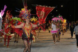 Daysi Samba Show fue la ganadora de los Carnavales del Río Posadas 2020
