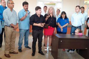 El hospital de San Vicente tiene nuevas autoridades y fuerte impronta de servicio