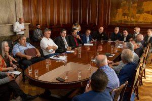 Lanziani le pidió ideas a las cooperativas eléctricas para resolver la crisis energética