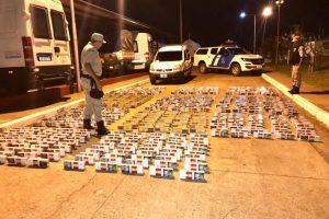 En diferentes operativos Prefectura incautó cigarrillos en Misiones