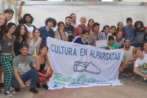 Exitosa semana de «Cultura en Alpargatas»: Estamos construyendo una red de cultura participativa