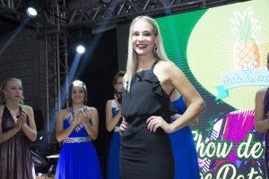 Daiana Warmbier es la nueva Reina Provincial del Ananá