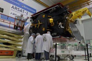 Invap construirá en Bariloche el tercer satélite Arsat