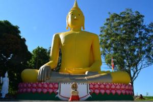Cómo la guerra de Vietnam y un plan de la dictadura dio origen al Buda más grande de Sudamérica que se erigió en Misiones