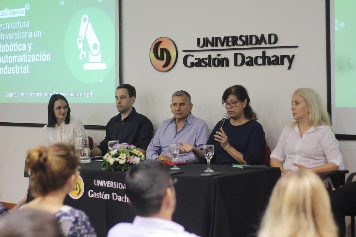 La Universidad Gastón Dachary dictará una Tecnicatura Universitaria en Robótica y Automatización Industrial