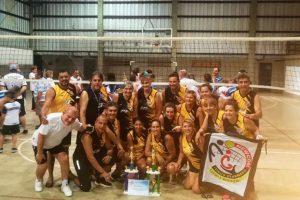 Newcom, el deporte que convoca a los adultos mayores y cosecha éxitos