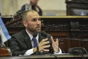 """Martín Guzmán: """"No vamos a permitir que fondos extranjeros nos marquen la pauta de la política macroeconómica»"""