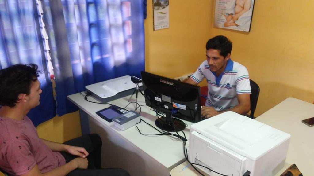 Pueblo Illia: el Registro de las Personas abrió un CDR en Dos de Mayo