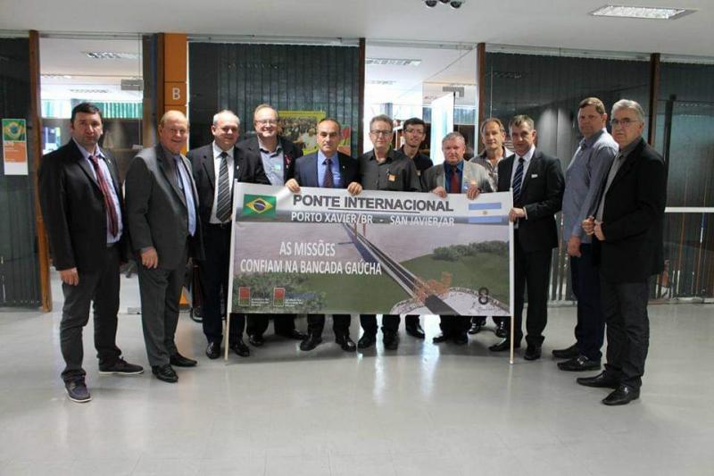 En diez días licitarán el puente Porto Xavier-San Javier