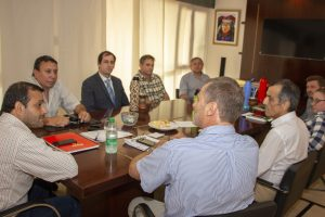 Reunión entre INYM, empresas yerbateras y el Gobernador para ampliar el mercado indio