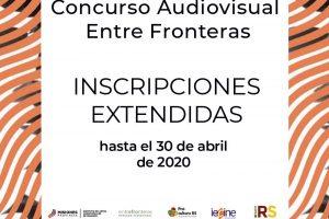 Se prorrogó la inscripción al concurso audiovisual «Entre Fronteras»