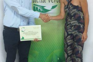 Una empresa sostenible: Aguas Misioneras S.E. recibió la Certificación GeoS