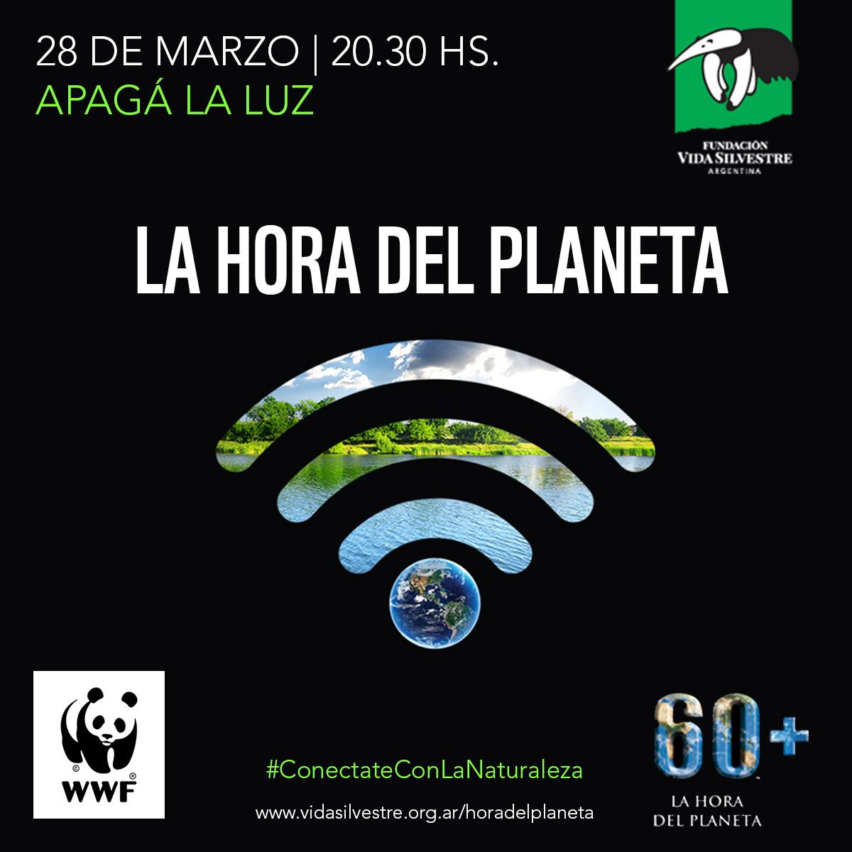 #NosQuedamosEnCasa: La Hora del Planeta 2020, una experiencia digital
