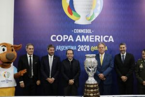 Efecto Coronavirus: Se postergó la Copa América Argentina-Colombia