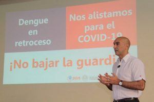 Confirman primer caso de coronavirus en Paraguay