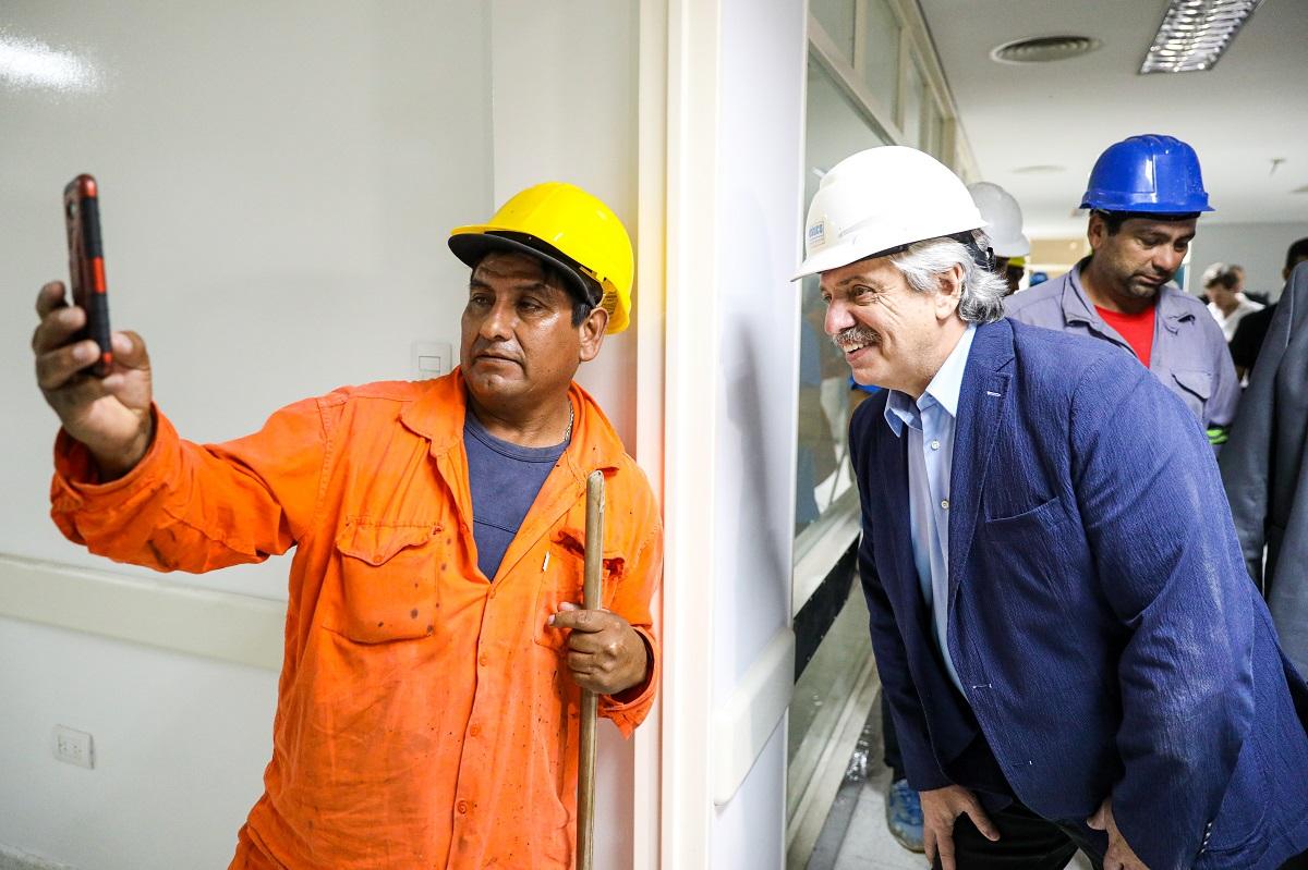 Fernández envía proyecto de ley para congelar alquileres por seis meses