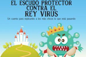 A través de un cuento ayudan a informar a los niños sobre el Coronavirus