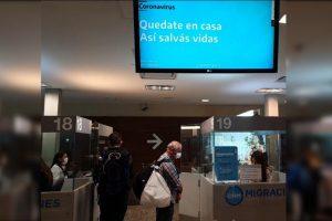 El Gobierno nacional refuerza controles en los ingresos al país para que los argentinos cumplan con la cuarentena obligatoria